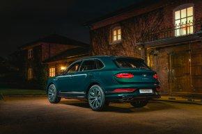 Bentley Bentayga Hybrid สั่งทำพิเศษมีเพียงคันเดียว เตรียมนำไปโชว์ที่งาน Shanghai Motor Show
