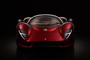 De Tomaso P72 ซุปเปอร์คาร์เครื่อง V8 ซุปเปอร์ชาร์จ หาโรงงานผลิตเพื่อให้ทันในปี 2022