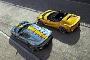 2 รุ่นลิมิเต็ด! Ferrari 812 Competizione และ 812 Competizione A ม้าลำพองเครื่อง V12 เพียวๆ ที่แรงสุดในขณะนี้