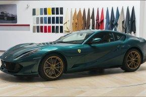 ตามใจลูกค้า! Ferrari 812 Superfast ตกแต่งพิเศษโดยแผนก Ferrari Tailor Made