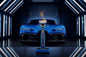 Bugatti x Gillette เปิดตัวที่โกนหนวดสุดหรู!! Heated Razor Bugatti Special Edition