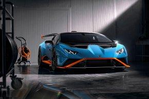 เผยโฉม! Lamborghini Huracán STO การถ่ายทอด DNA จากสนามแข่ง สู่ท้องถนน