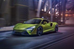 ใหม่ล่าสุด! McLaren ARTURA ขุมพลัง V6 ไฮบริด ที่ปูทางสู่อนาคตใหม่