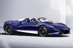 McLaren ปล่อย Elva เวอร์ชั่นมีกระจกบังลมหน้า เพิ่มทางเลือกให้ลูกค้า