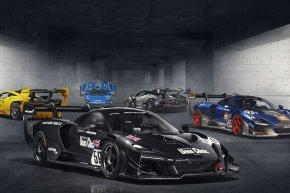 ปล่อย 5 คัน รวด!! McLaren Senna GTR LM ฉลองตำนาน F1 GTR ในการแข่ง Le Mans