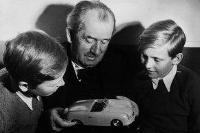 ประวัติ PORSCHE ข้อมูลประวัติของปอร์เช่ ตำนาน Porsche