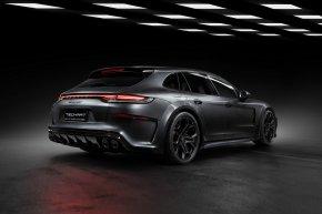 TechArt GrandGT ชุดแต่งใหม่สำหรับ Porsche Panamera พร้อมปรับจูนแรงม้าขับมันส์กว่าเดิม!