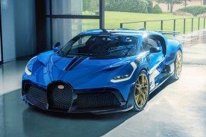 ยลโฉม Bugatti Divo คันสุดท้าย!! พร้อมออกจากโรงงานถึงมือลูกค้า