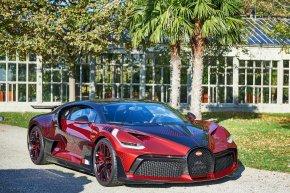 ใช้เวลากว่า 2 ปี จนสมบูรณ์แบบ กับงานสีตัวถังของ Bugatti DIVO คันนี้