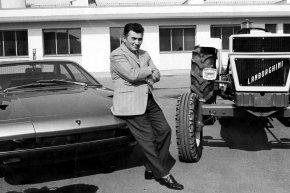 ประวัติ LAMBORGHINI ตำนานแะเรื่องราวของ Lamborghini กระทิงดุ แห่งอิตาลี