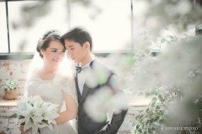 ผลงาน Pre-wedding indoor ถ่ายภาพที่คุณโจสตูดิโอ ไม่ต้องเดินทาง ไม่มีค่าสถานที่ ภาพถ่ายที่ได้ราวกับถ่ายภาพนอกสถานที่ ภาพหวานละมุม เปลี่ยนคุณให้เป็นเจ้าสาวที่สวยที่สุด