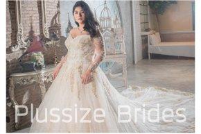 ชุดเเต่งงานเจ้าสาว Plussize ไม่ว่าคุณจะมีรูปร่างแบบไหนก็สามารถเป็นเจ้าสาวที่สวยได้ เพียงเลือกให้คุณโจสตูดิโอดูแล