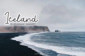Iceland EP.1 ตอน เที่ยวไอซ์แลนด์ ไม่แพลนได้ไง?