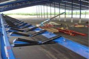 การออกแบบและก่อสร้างระบบสายพานลำเลียง Turnkey Project Fuel Handling System