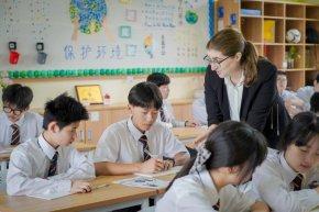 โรงเรียนนานาชาติที่จีน โรงเรียนไห่เลี่ยง หลักสูตรอินเตอร์ HAILIANG INTERNATIOAL STUDENTS COLLEGE (HISC)