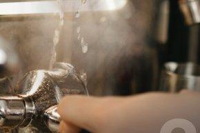 ทำไมน้ำฟู่ที่หัวชงกาแฟ?