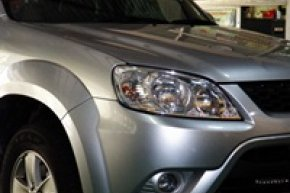 Ford Escape 2.3 VVT กับหัวฉีดแก๊ส EuropeGas