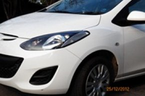 Mazda 2 กับชุดหีวฉีด EuropeGas