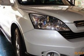 Honda CRV G3 กับชุดหัวฉีด EuropeGas