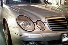 Mercedes Benz E200 1.8 Kompressor