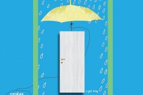 ขอบบานประตูไม้หรือขอบวงกบไม้บวมช่วงหน้าฝน..แก้ไขอย่างไร