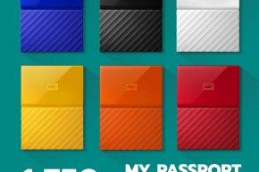 External Hard Disk 2TB พิเศษเพียง 1,750 บาท (Ex. VAT)