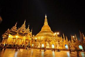 มหาเจดีย์ชเวดากอง (Shwedagon Paya)