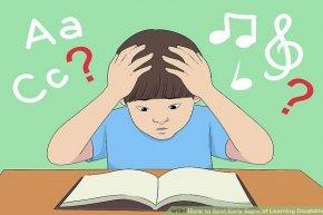 ความบกพร่องทางการเรียนรู้ (Learning disabilities)