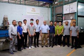 บริษัท K.T.P. ได้ผ่านการประเมินมาตรฐานโรงผลิตแม่พิมพ์เหรียญทองแดง