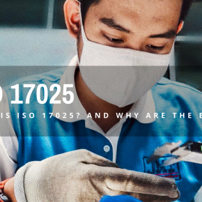 What is ISO 17025? And Why are the benefits?