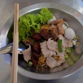 Kuaitiao Phetchaburi (Phetchaburian Noodles)