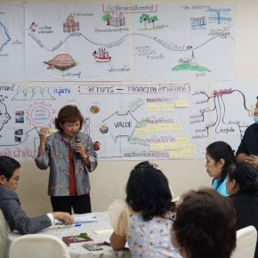 The Participatory Meeting to strengthen understanding and awareness