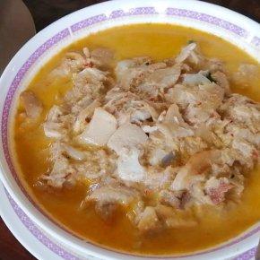 Kaeng-Kua-Hua-Tan (Toddy palm curry)
