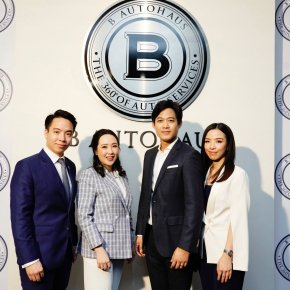 B Autohaus Showroom Grand Opening