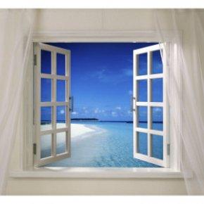 หน้าต่างแห่งความสุขเปิดรับโชค