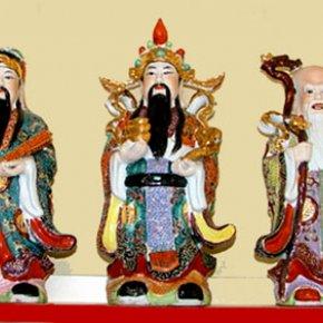 เคล็ดเสริมวาสนากับการตั้งฮกลกซิ่ว