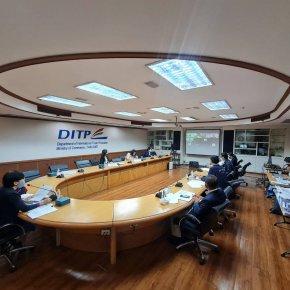 การพิจารณาคัดเลือกรอบเอกสารรางวัลผู้ประกอบธุรกิจส่งออกดีเด่น Prime Minister's Export Award 2021
