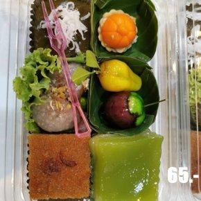snack box ขนมไทย