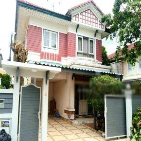 EHL - 213315 บ้านเดี่ยว สองชั้น หมู่บ้านเพอร์เฟคเพลส รัตนาธิเบศ