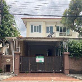 EHL - 213361 บ้านเดี่ยว คาซ่าวิลล์ วัชรพล - สุขาภิบาล 5