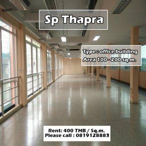 SP Thapra เอสพี ท่าพระ ID - 192213