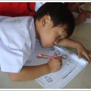 โครงการศูนย์พัฒนาเด็กเล็กในชุมชน (เด็กก่อนวัยเรียน)