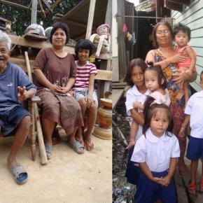 โครงการสงเคราะห์และช่วยเหลือครอบครัวผู้ยากไร้