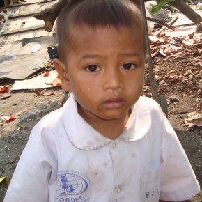 เด็กขอทานผู้ก่อตั้งมูลนิธิเด็ก สู่องค์กรระดับโลก