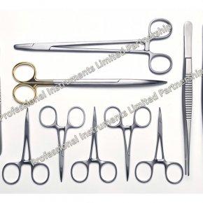 การทำความสะอาดเครื่องมือที่จำเป็นต้องมีอยู่ในห้องผ่าตัด