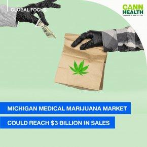 Michigan Medical Marijuana Market Could Reach $3 Billion in Sales