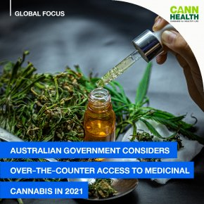 Australian government considers over-the-counter access to medicinal cannabis in 2021