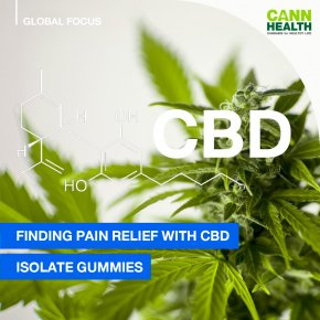Finding Pain Relief with CBD Isolate Gummies