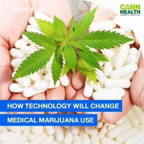 How technology will change medical marijuana use