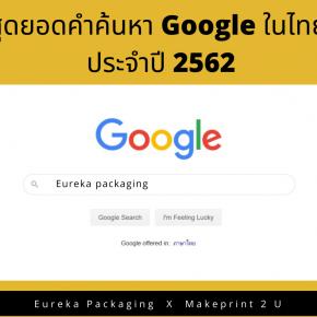 """คนไทยถามอะไร """"อากู๋"""" มากที่สุดในปี 2019"""